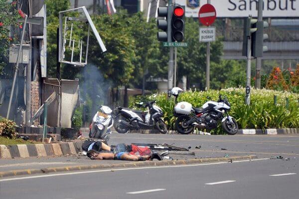 Jakarta terror attacks
