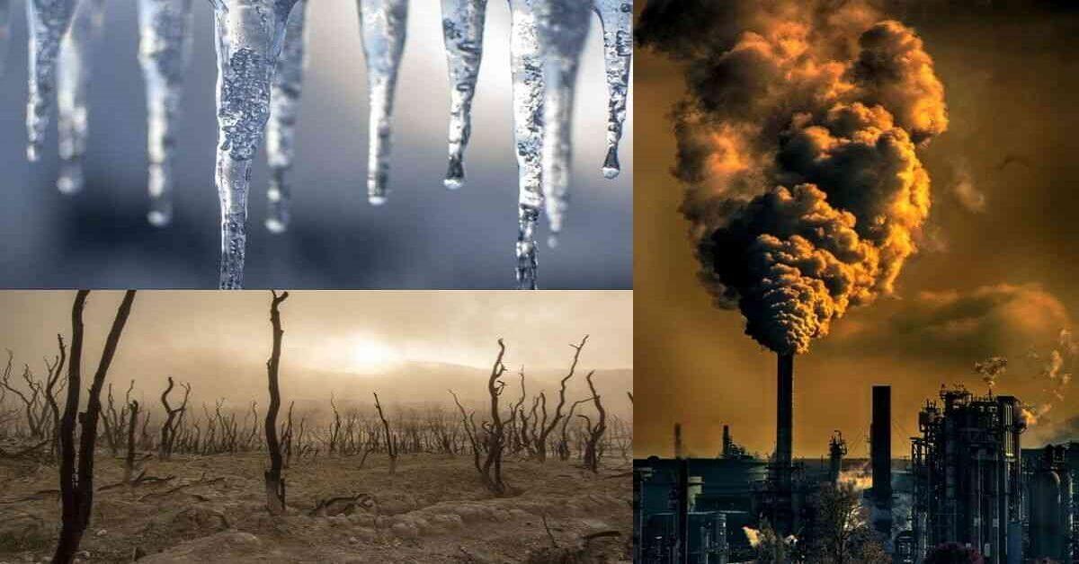 climate change graph nasa