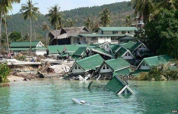 deadliest tsunami