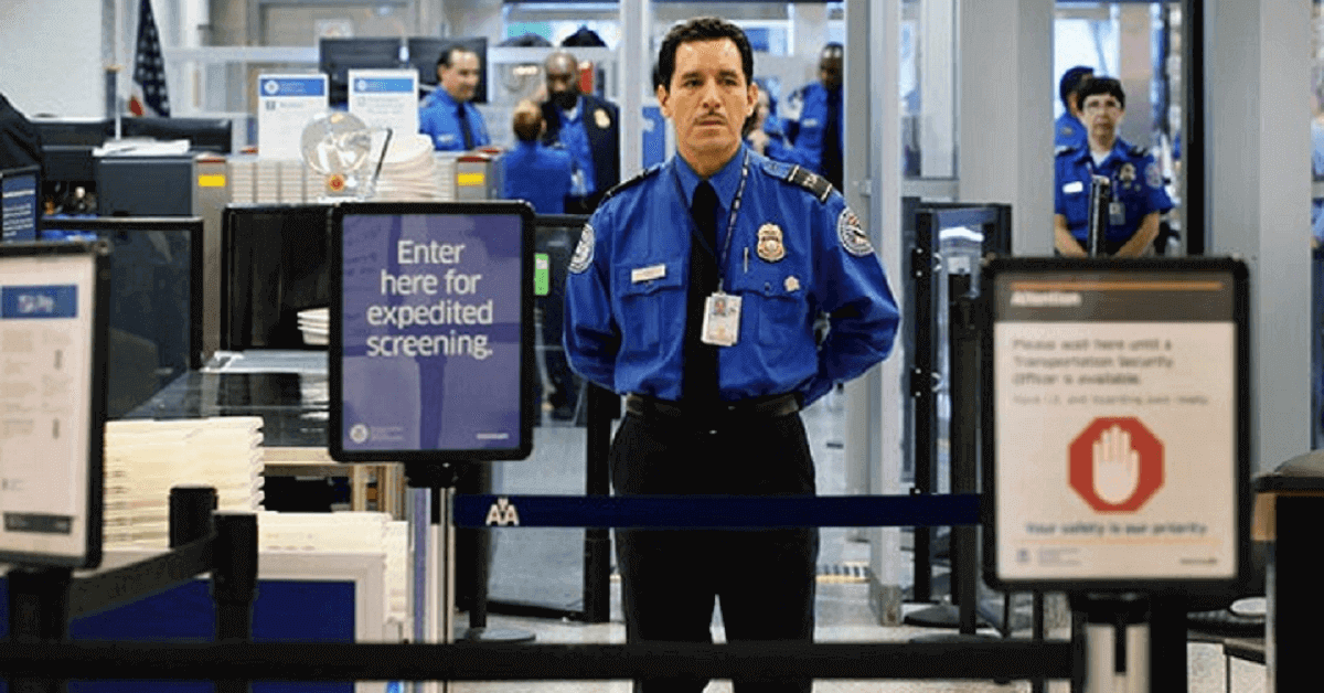 Funny airport security photos