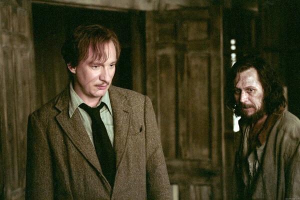 Lupin was sacrificed to save Arthur