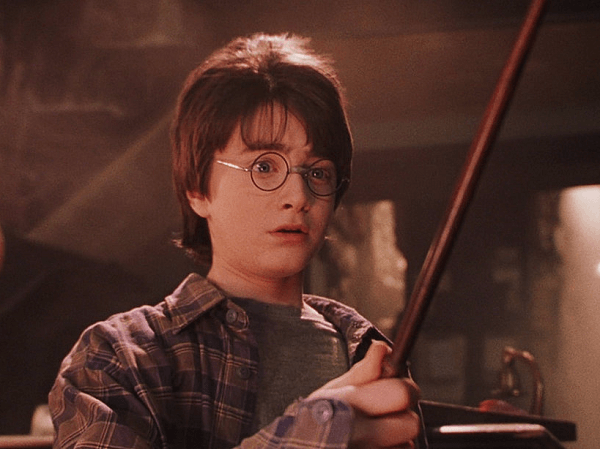 Magic doesn't depend on wands