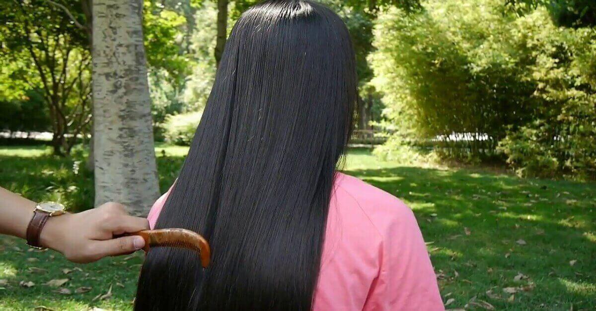 china long hair