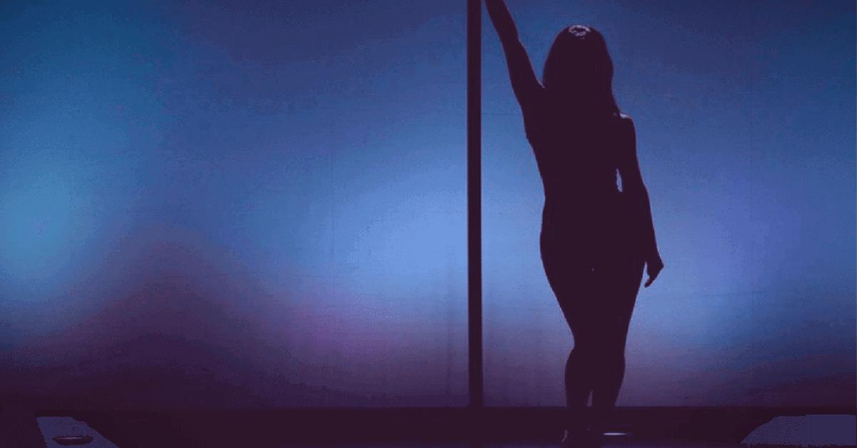 world's best pole dancer