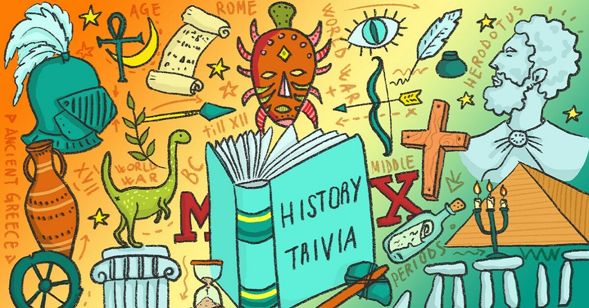 Learn the answers to American history trivia questions