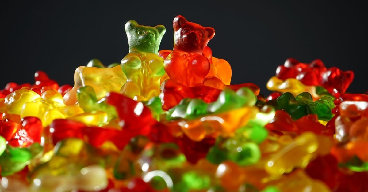 Sugar-free gummy bear stories Beware of the consequences of consuming these fruit candies