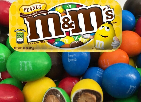The creator of M&M's never got to eat them