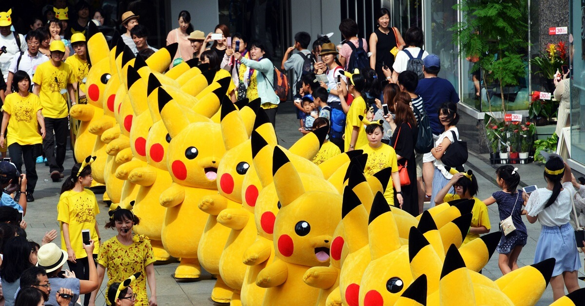 Top 11 facts about Pokémon Go a fascinating dive into the game