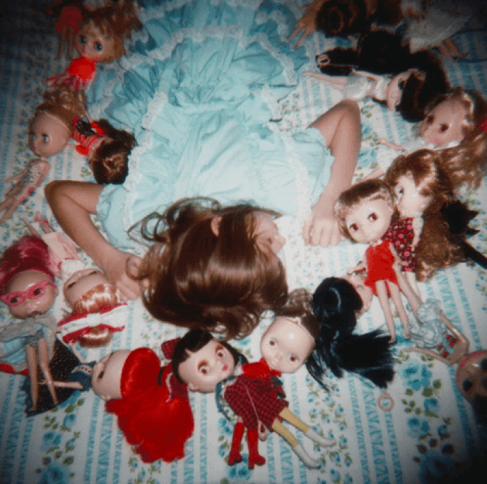 Voodoo dolls or children's toys