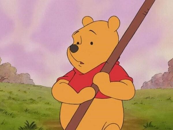 What if Winnie cries