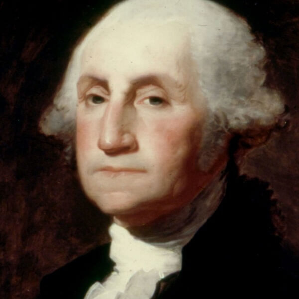 Who was the first President of the United States