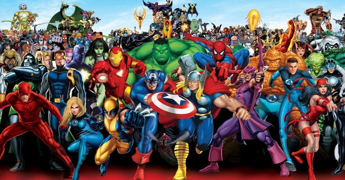 best Marvel superheroes