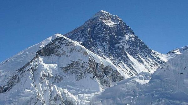 tallest peak on the planet