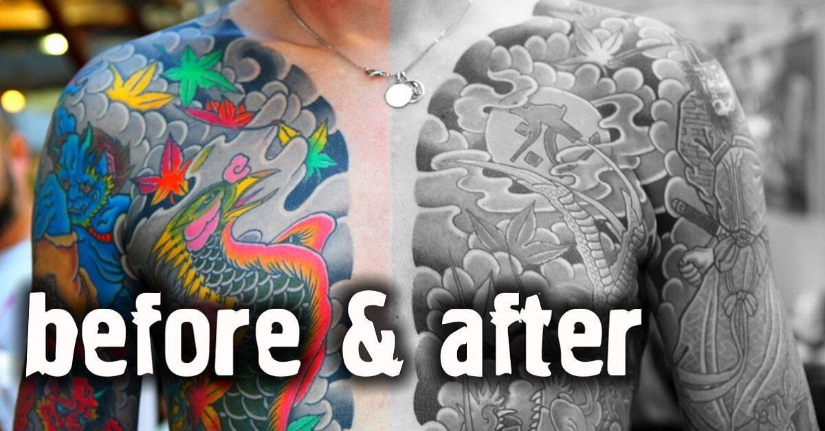 tattoos age over time