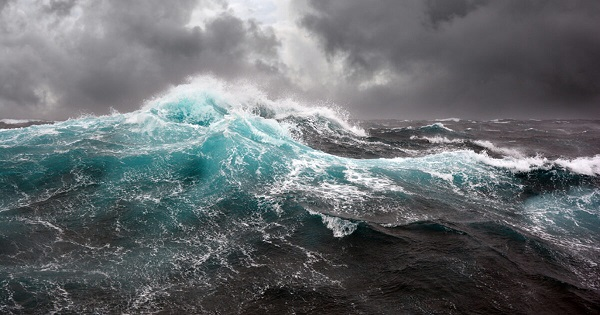 Can a particular size of Ocean cover the Earth, if it was smooth
