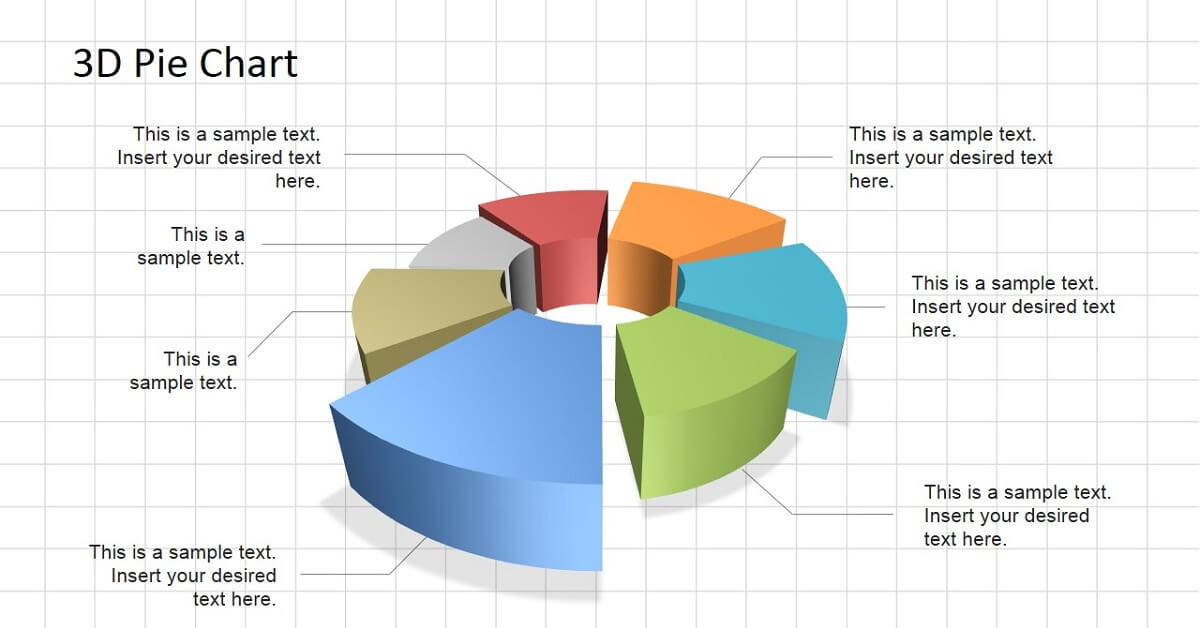Funny pie charts depicting amusing content