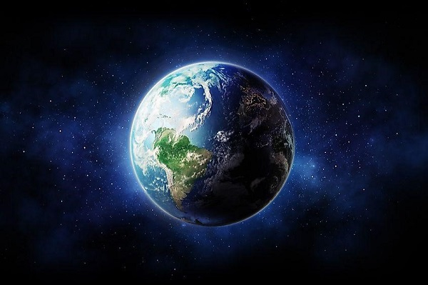 """How many years has it been for the word """"Earth"""" to exist And is planet Earth capitalized or not"""