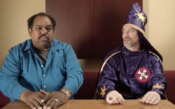 How the relationship between Daryl Davis and Roger Kelly evolved
