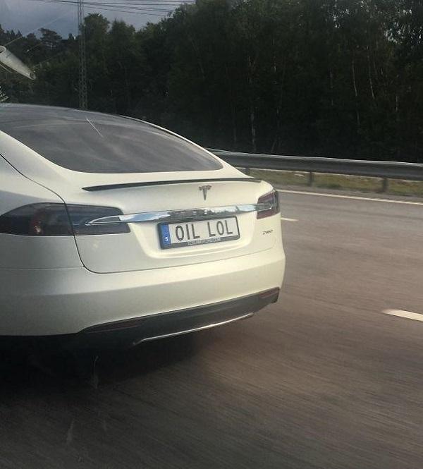 Tesla not coming slow