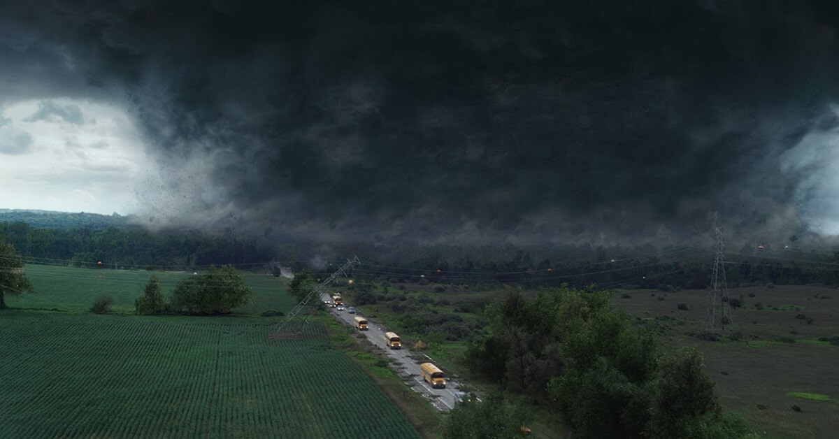What is the difference between a twister and a tornado