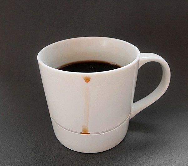 Drop catching mug
