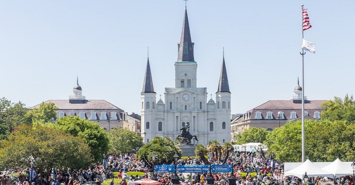 INTERESTING FACTS ABOUT NEW ORLEANS