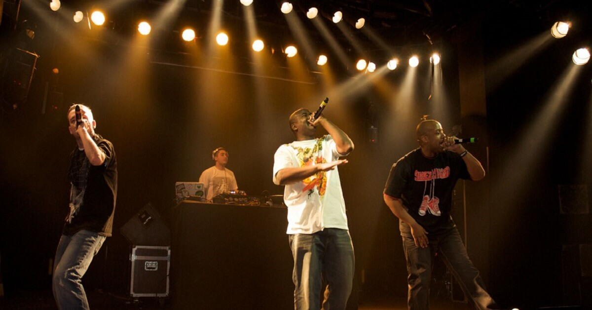 best rap groups of all time