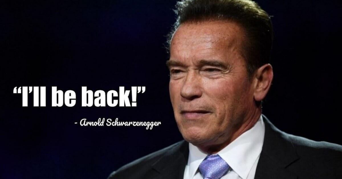 funniest arnold schwarzenegger quotes