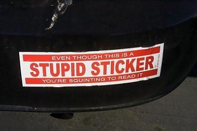 stupic