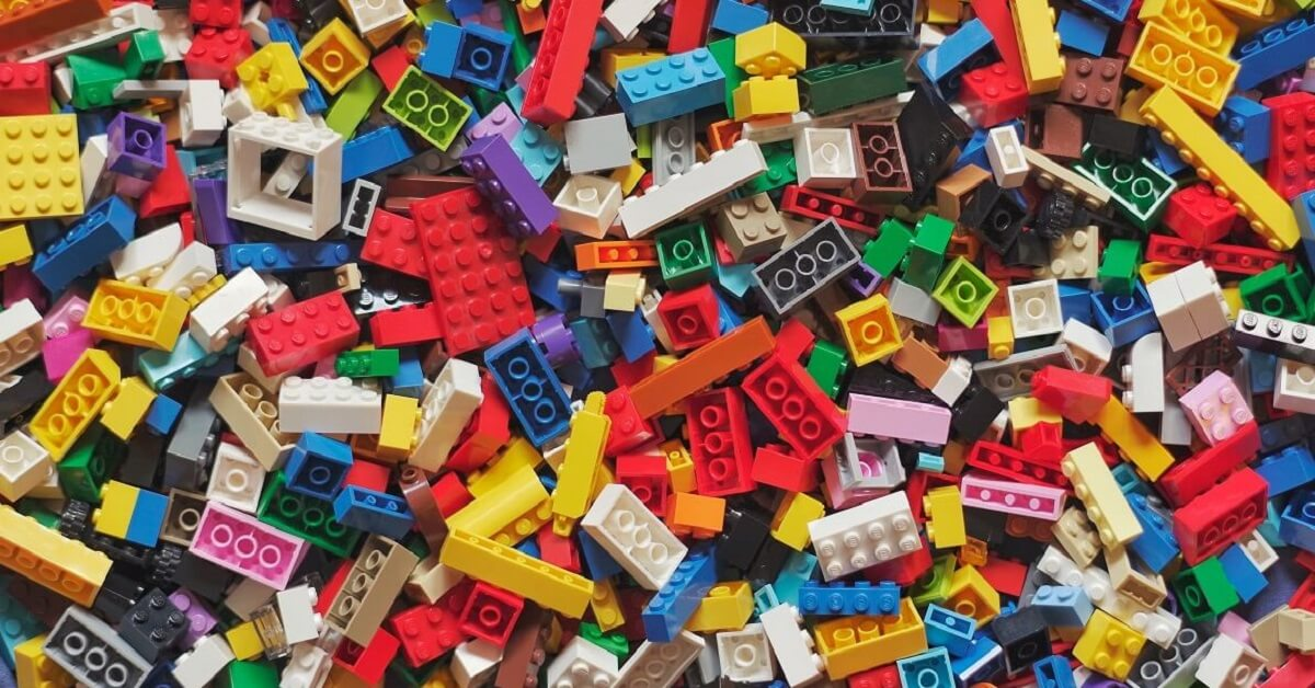 things to build with lego when your bored
