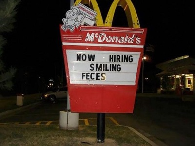 mcd hiring