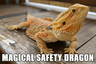 magical safety