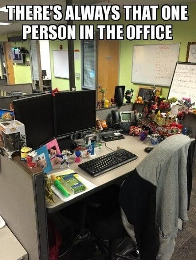 called office