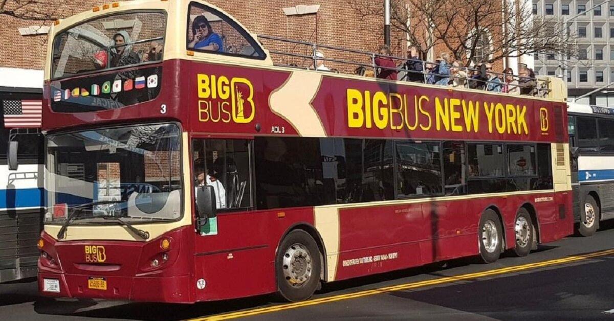 usa bus tour