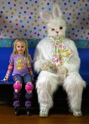 weirdo bunny