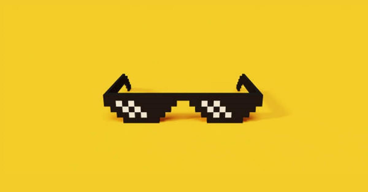 sunglasses meme